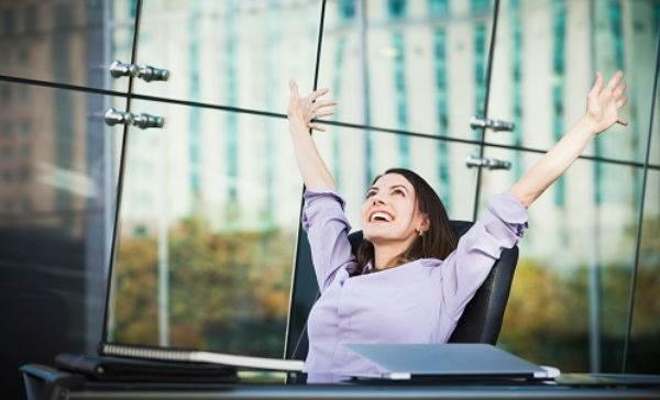 Cómo ser feliz en tu trabajo